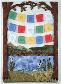 Prayer Flag Quilt