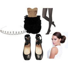 """""""Ballerina"""" by ashley-nicole-parris on Polyvore"""