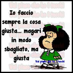 Grande Mafalda!!