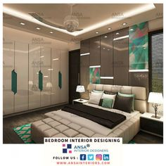 Apartment Bedroom Furniture Layout Interior Design 30 Ideas For 2019 Wardrobe Interior Design, Wardrobe Door Designs, Wardrobe Design Bedroom, Luxury Bedroom Design, Bedroom Bed Design, Apartment Interior Design, Interior Designing, Wardrobe Sets, Modern Wardrobe