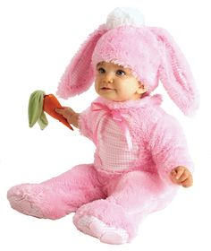 precious pink wabbit 6 12 mos - Halloween Costume For Baby Girls