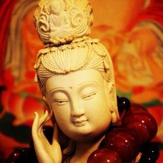 Kuan Yin, Goddess of Mercy and Compassion