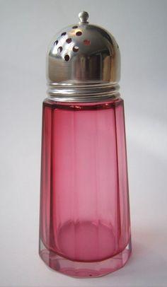 Vintage Cranberry Gl