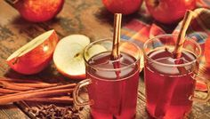 Tisana mela e cannella, rimedio naturale