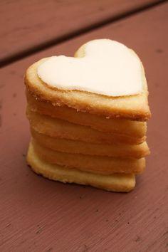 Bavarian Sugar Cookies - find german recipes in English at www.mybestgermanrecipes.com