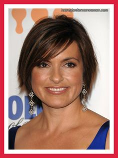 Hairstyles for Round Faces with Short and Thin Hair picture and slideshow