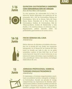 Quincena gastronómica Sabores con Denominación de Origen. Del 1  al 16 de Junio 2013. Ruta del Vino Ribera del Guadiana
