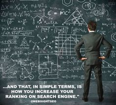 "...and that, in simple terms, is how you increase your ranking on search engine."" #WSSCPT #seo #humor #Friday"