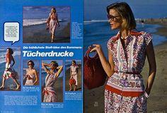 Burda Moden 06.1976 in Libros, revistas y cómics, Revistas, Moda y estilo de vida | eBay