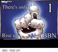 Let's get ready #BBN #WeAreUK