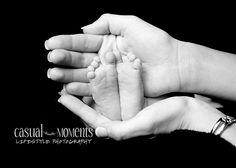 Upper St Clair PA newborn photographer | baby girl