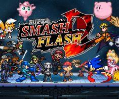 Super Smash Flash 2 Hacked Unblocked