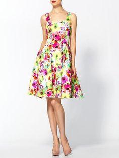 6 Dresses Perfect For Spring Weddings | theglitterguide.com