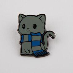 Smart Kitty Pin