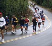 Journey's Marathon is a half marathon event held in May.