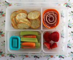 Snacky Bentology Lunch Box