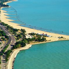 In Chicago's Lincoln Park, this extraordinary stretch of beachfront that swirls into Lake Michigan like a mini Cape Cod, lures thousands of bikers, runners, walkers, and rollerbladers in addition to swimmers and sunbathers to its lakefront trail. It's als