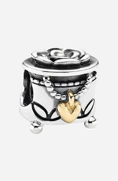 PANDORA 'Pandora's Box' Charm available at #Nordstrom