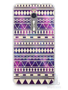Capa Zenfone 2 Étnica #1 - SmartCases - Acessórios para celulares e tablets :)
