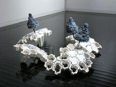 Tyler Lotz - Future Vestiges Exhibition