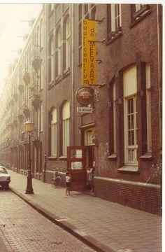 De Meevaart, Balistraat, Amsterdam