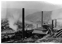 Cambria Iron Works :: American Iron and Steel Institute photographs