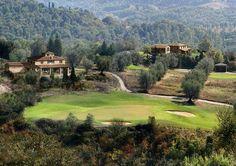 Beautiful #landscape around #Toscana #Resort #Castelfalfi #Tuscany, #Italy