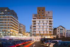 Gallery - Housing and Shops Complex / Ameller, Dubois & Associés - 3