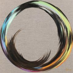 Convivial Enso - great colors