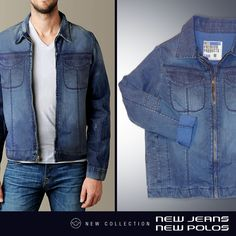 Jaqueta jeans, além de ser um coringa, é perfeito para montar o street style!