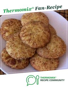 Recipe Snickerdoodle Cookies by elanafoster, learn to make this recipe easily in your kitchen machine and discover other Thermomix recipes in Baking - sweet. Healthy Sweet Snacks, Snicker Doodle Cookies, Recipe Community, Food N, Christmas Treats, Sweet Recipes, Biscuits, Cooking Recipes, Sweets