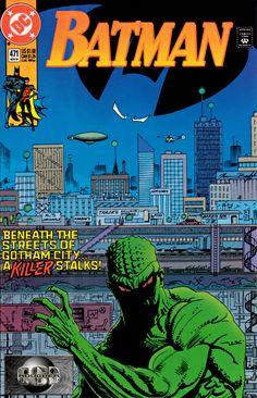 (DC COMICS) BATMAN #421