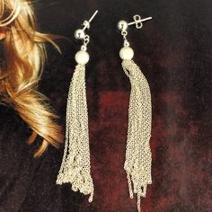 Pretty Fringe Earrings