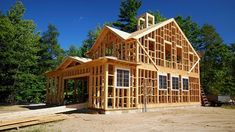Great articles on building your dream home, home construction ideas, great new products and household tips to make your life easier from House Plans and More. House Plans And More, New House Plans, Build Your Own House, Build Your Dream Home, Home Buying Tips, A Frame Cabin, New Home Construction, Wood Frame Construction, Building A New Home