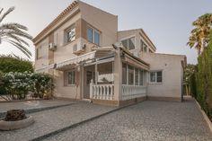 RicaMar Homes Real Estate Costa Blanca | Semi Detached Townhouse in Playa Flamenca - Orihuela Costa