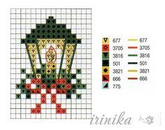 Gallery.ru / Фото #8 - схема на 1 лист - irinika