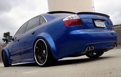 Modified 2004 Audi A4