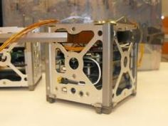 A satellite that USC successfully built and launched into orbit.