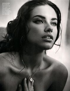 Adriana Lima by Vincent Peters Photo