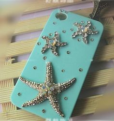 trying to decide on an iphone case--Starfish iPhone case Ocean