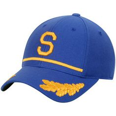 817c588bdcd52 Men s Seattle Pilots American Needle Royal Cooperstown Fitted Hat Pilots