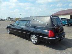 Used 2007 Lincoln Town Car Funeral Hearse Accubuilt - Rice ...