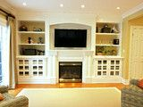 Project in Tiburon - traditional - family room - - by Julie Williams Design