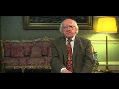 ▶ President Michael D Higgins reads Yeats - YouTube