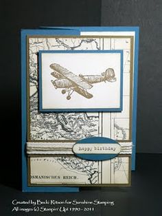 This is a great masculine card!