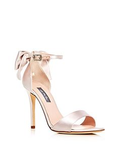 Sjp By Sarah Jessica Parker Trance Bow Sandals Shoes Bloomingdale S