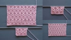 Lastikli Kahve Çekirdekleri Örgü Modeli Yapılışı Baby Knitting Patterns, Swatch, Knit Crochet, Womens Fashion, Aspen, Baby Shoes, Groomsmen, Knitting And Crocheting, Baby Knitting