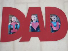 Father's Day idea - fine picture