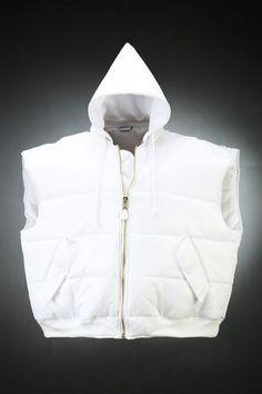 Reversible Padded Oversized Vest