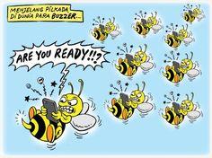 Mice Cartoon: Are You Ready!!? Rakyat Merdeka - September 2016 (KLIK untuk memperbesar)